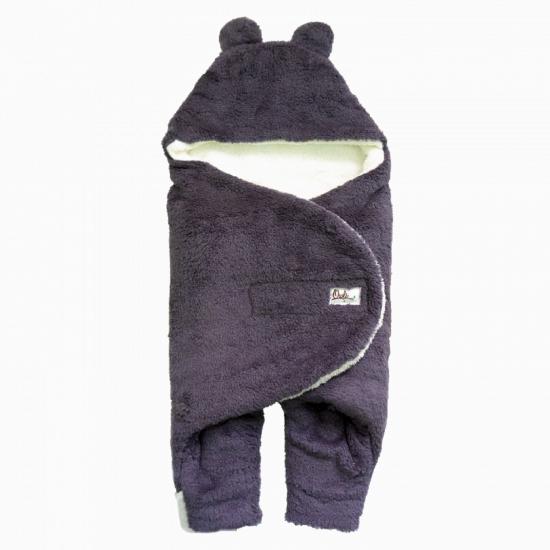 Owli Outdoor Sleeping Bag, Purple, 0-6 months
