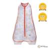 Owli Sleeping Guru Swaddle/Sleeping Bag, Palm Springs, 0.3 TOG, 0-36 months