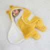 Чувалче Owli за бебешка количка, Горчица, 0-6 месеца