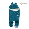 Owli Outdoor Sleeping Bag, Turquoise, 0-6 months