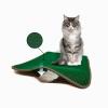 TriedThings Cat Toilet Mat, Green, 60 x 45