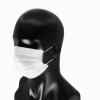 Disposable Surgical Face Mask, 3 Layers, White, 50 Pcs